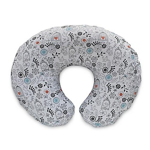 Boppy Nursing Pillow and Positioner in Black/White