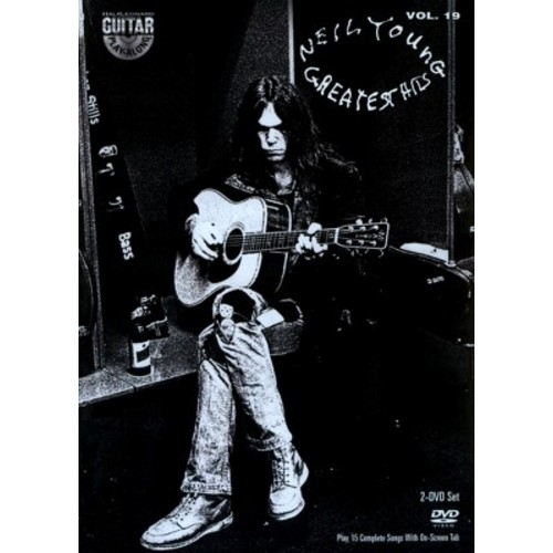 Neil young:Greatest hits (DVD)