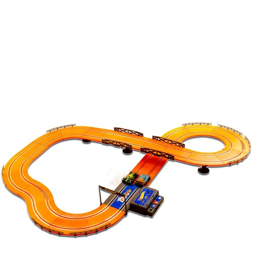 Hot Wheels Battery Operated 12.4' Slot Track