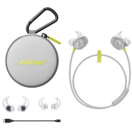 Bose SoundSport Wireless Headphones - Citron 761529-0030