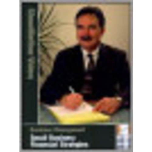 Small Business Management Series, Financial Strategies [DVD]
