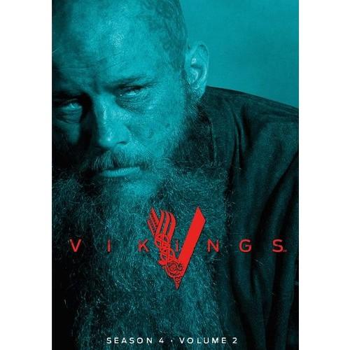 Vikings: Season 4 - Part 2 [3 Discs] [DVD]