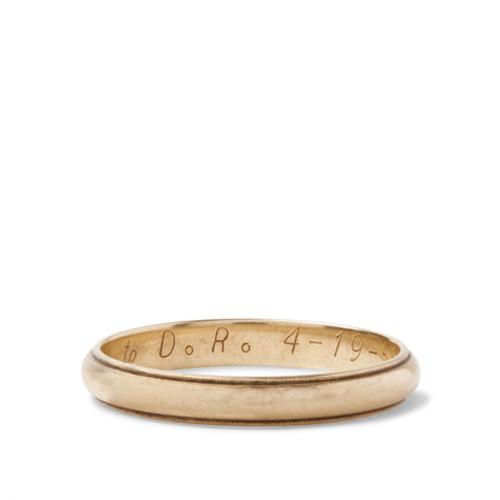 Foundwell - 14-Karat Gold Ring