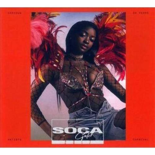 Soca Gold 2017 [Audio CD]