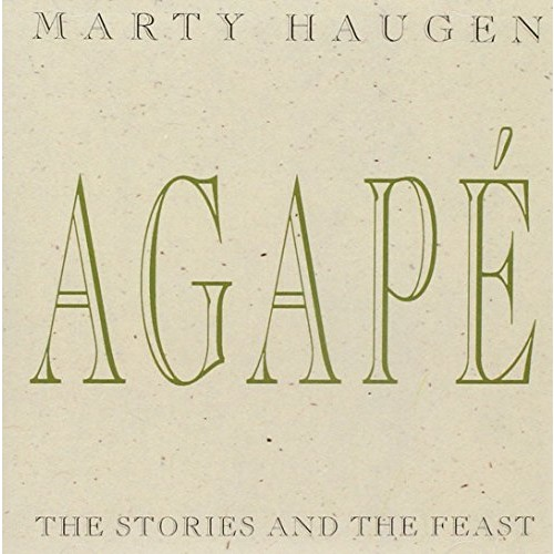 Agape: Stories and the Feast [CD]