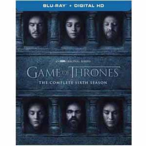 Game Of Thrones: Season 6 [Blu-Ray]