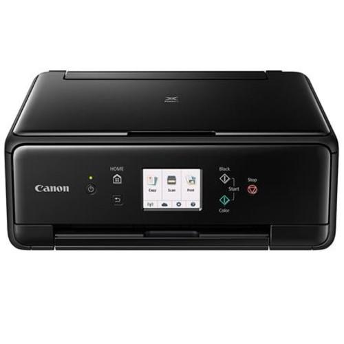 Canon PIXMA TS6120 Wireless Office All-In-One Printer, Black