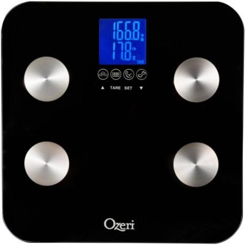 Ozeri Touch Digital 440 lb. Total Body Bath Scale