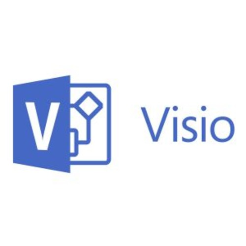 Microsoft Visio Professional 2016 - Box pack - 1 PC - medialess - Win - English