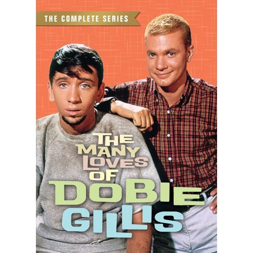 The Many Loves of Dobie Gillis: The Complete Series [20 Discs] [DVD]