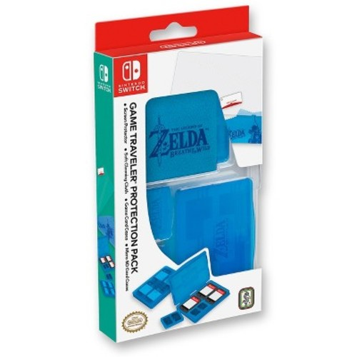 Nintendo Switch The Legend of Zelda: Breath of the Wild Game Traveler Protection Pack