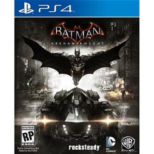 Take-Two 1000488432 Batman Arkham Knight Ps4