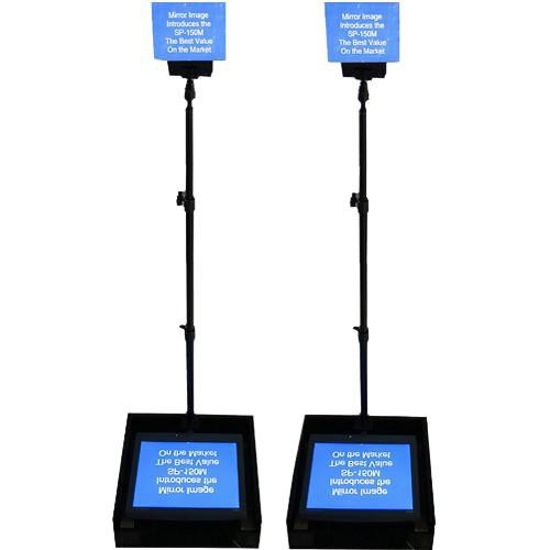 SP-190MP Speech Series Prompter with Dual 19