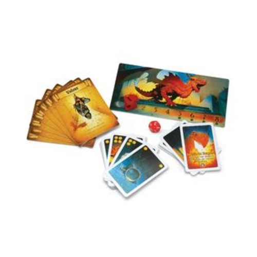 Blue Orange Games Dragon Run Card Game