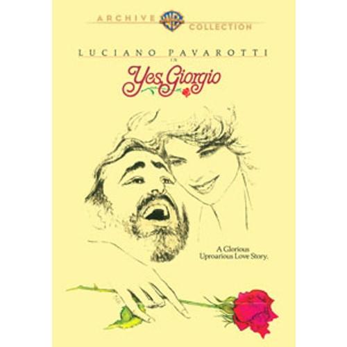 Yes, Giorgio [DVD] [1982]