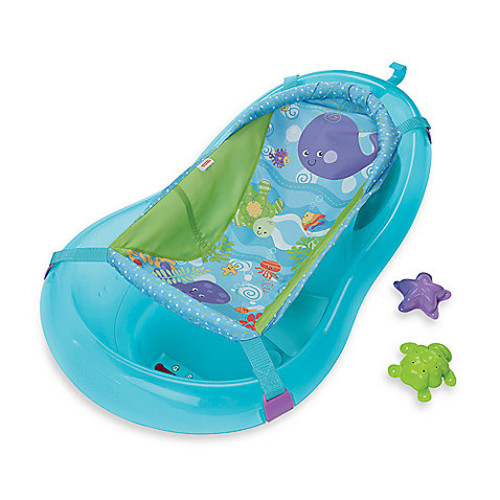 Fisher-Price Aquarium Bath Tub Center