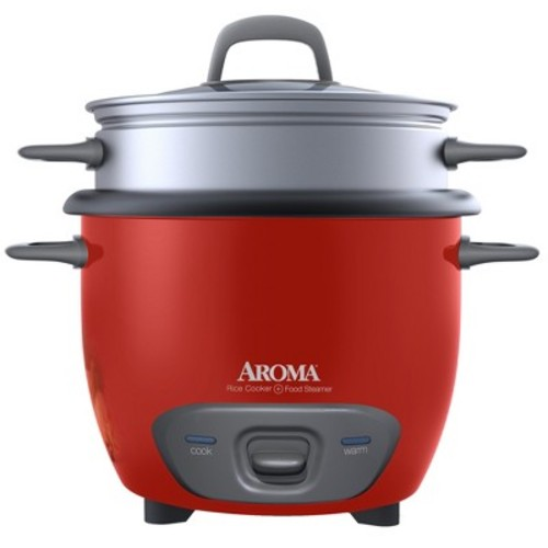 Aroma 14-Cup Rice Cooker & Steamer