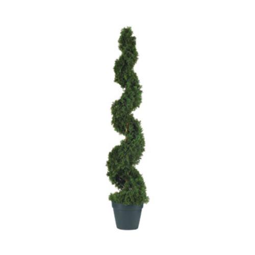 Nearly Natural 4' Cedar Topiary