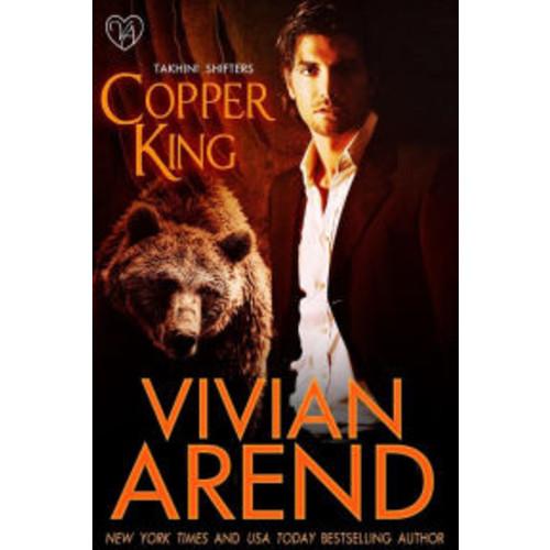 Copper King (Takhini Shifters, #1)