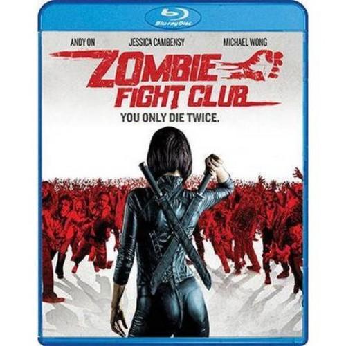 Zombie Fight Club [Blu-ray] [2014]