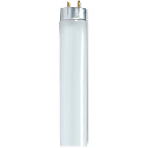 Satco T8 28-Watt Fluorescent Tube, Cool White, Carton Of 30