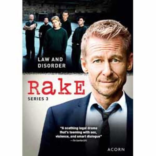 Rake: Series 3 [DVD]