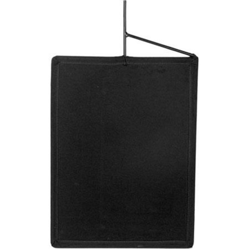 Matthews 169059 18x24in Flag with Black Textile 169059