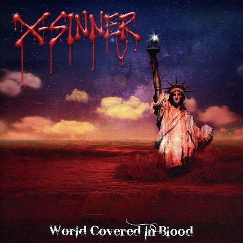 World Covered in Blood [CD]