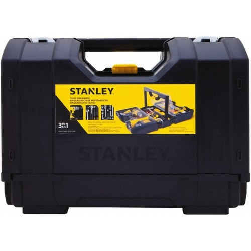 Stanley - 15 Compartment, 1 Tray, Tool Organizer