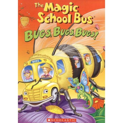 The Magic School Bus: Bugs, Bugs, Bugs! [DVD]