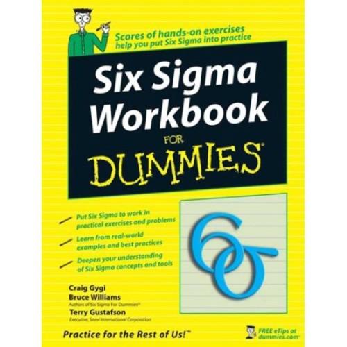 Six Sigma Workbook for Dummies