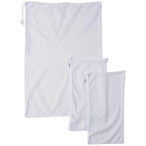 Honey Can Do Mesh Laundry Bag Sets - 2 Pack