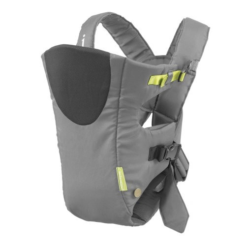Infantino Breathe Vented Carrier, Grey [Gray]