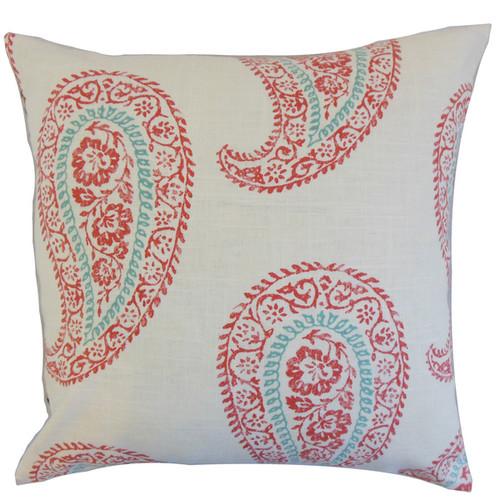 Neith Geometric Throw Pillow Cover