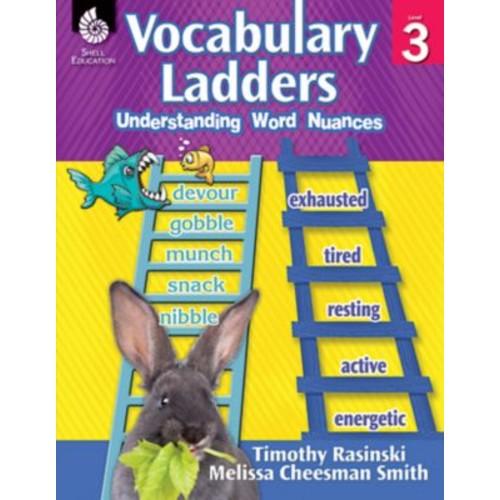 Vocabulary Ladders: Understanding Word Nuances Level 3