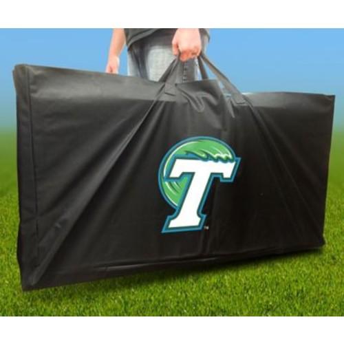 AJJCornhole NCAA Cornhole Carrying Case; Tulane Green Wave
