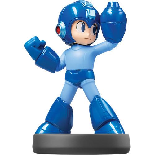 Mega Man amiibo Figure (Super Smash Bros Series)