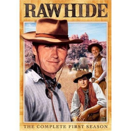 Rawhide: The Complete First Season (Full Frame)