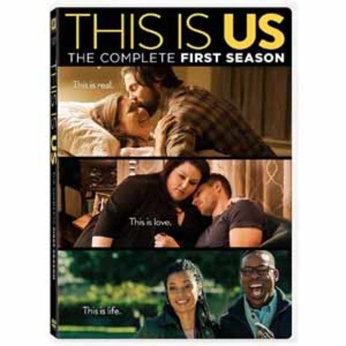 This Is Us: The Complete First Season [DVD]