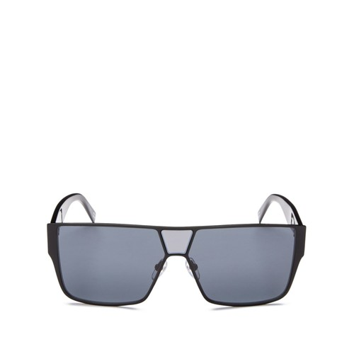 MARC JACOBS Shield Square Sunglasses, 60Mm