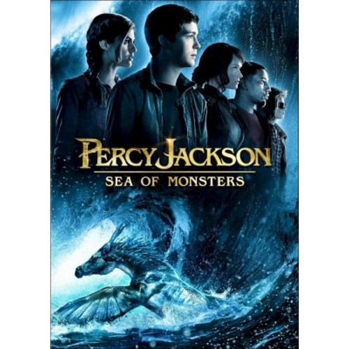 Percy Jackson: Sea of Monsters (dvd_video)