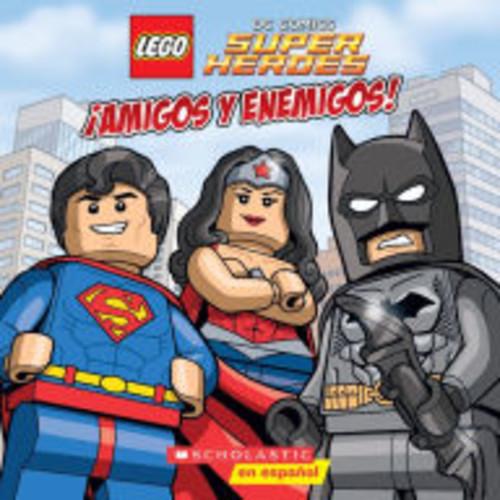 LEGO DC Super Heroes: amigos Y Enemigos!