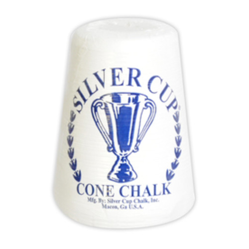 Hathaway Silver Cup Cone Chalk