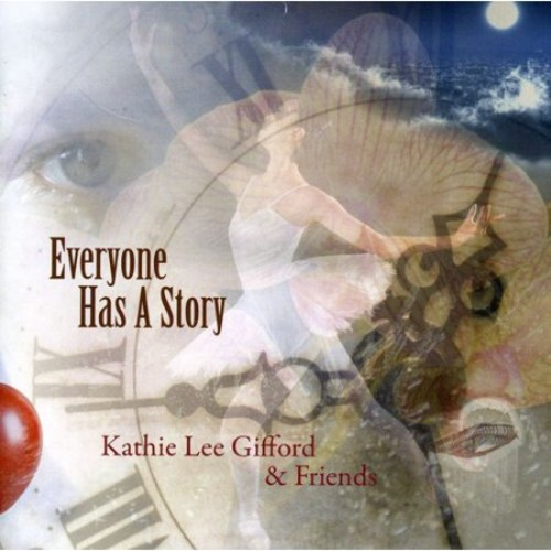 Everyone Has a Story [CD]