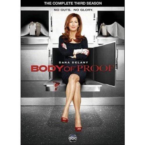 Body of Proof: The Complete Third Season [3 Discs]