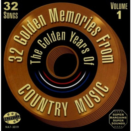 32 Golden Memories, Vol. 1 [CD]