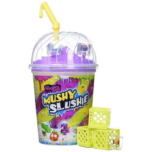 The Grossery Gang Mini Figure Mushy Slushie Collector's Cup - multi