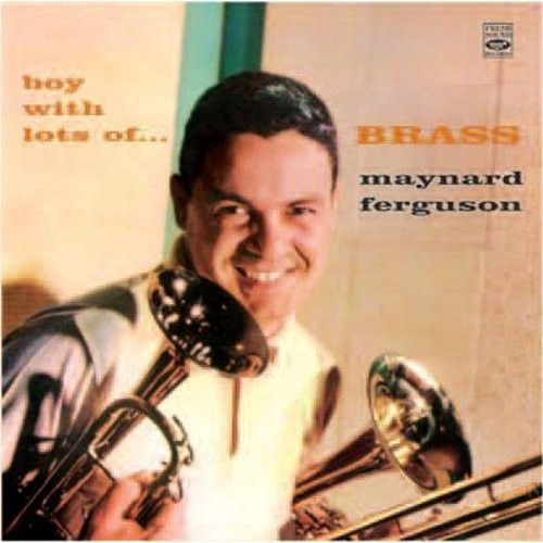 Boy with Lots of Brass [CD]