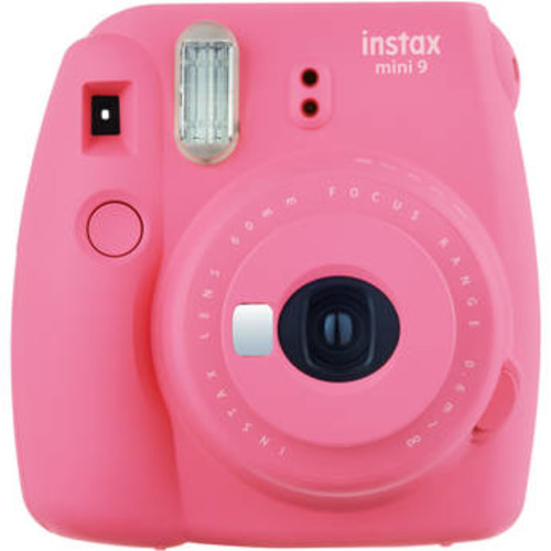 instax mini 9 Instant Film Camera (Flamingo Pink)