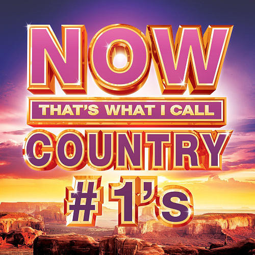 Various Artists: Now That's What I Call Country #1s CD